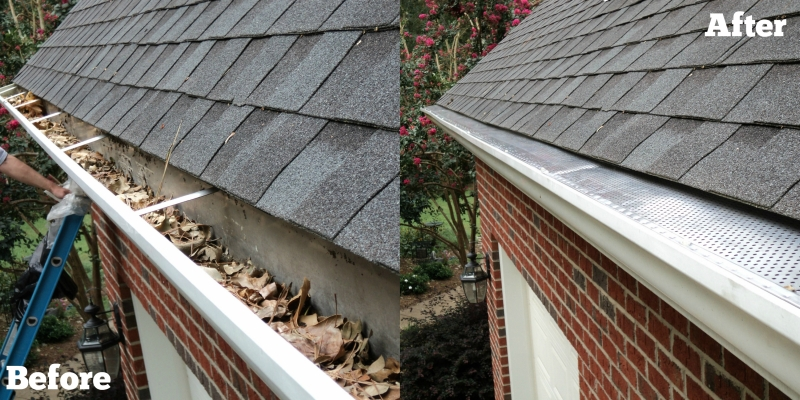 Rain Gutter repairs in Havelock, IA 50546