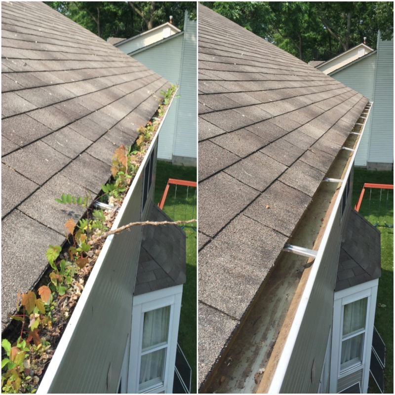 Rain Gutter Cleaners in Saint Louis, MO 63124