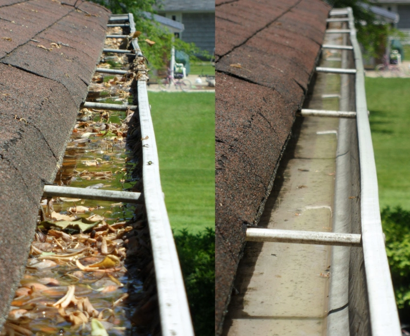 Rain Gutter Cleaners in Mc Girk, MO 65055
