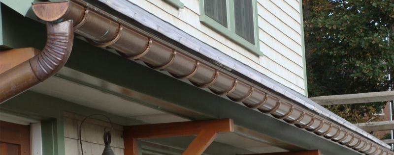Rain Gutter repair in Chariton, IA 50049