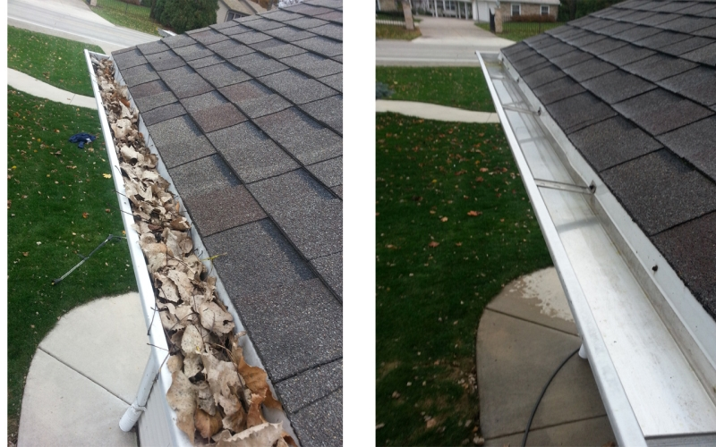 Rain Gutter Cleaners in Warsaw, MO 65355
