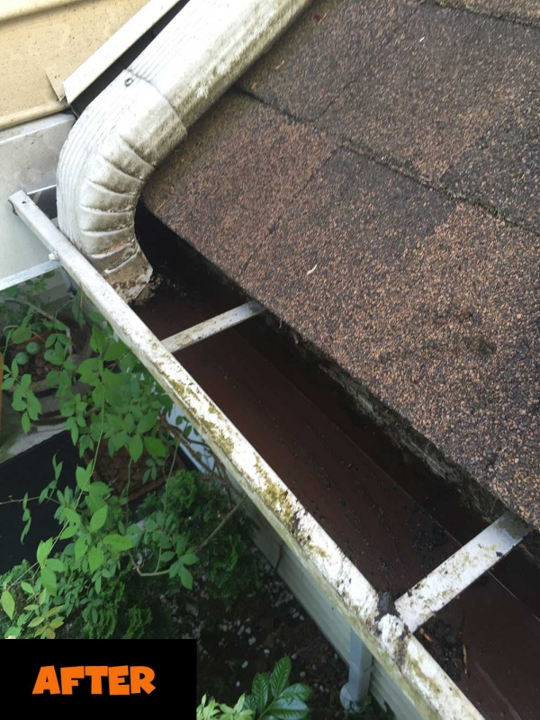 Rain Gutter Cleaners in Kansas City, MO 64144