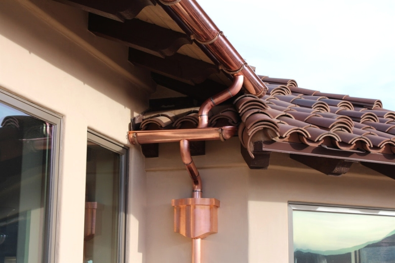 Rain Gutter repairs in Leland, IA 50453