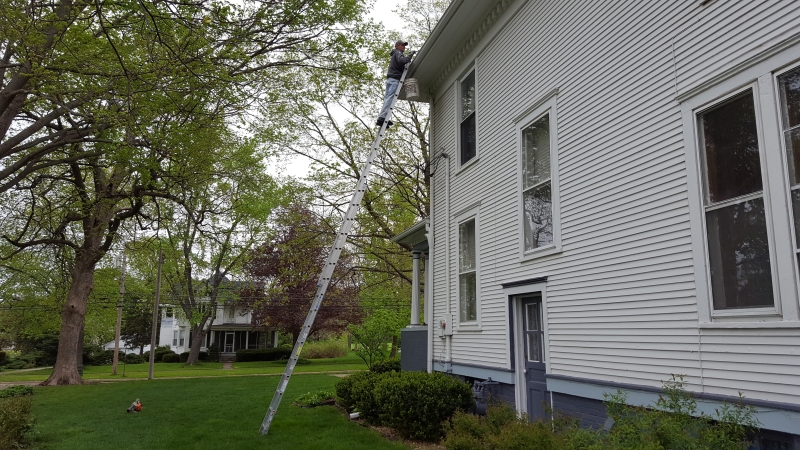 Rain Gutter Cleaners in Mc Fall, MO 64657